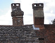 Chimneys in Nottinghamshire